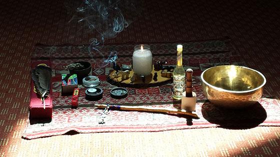 Ana's Altar